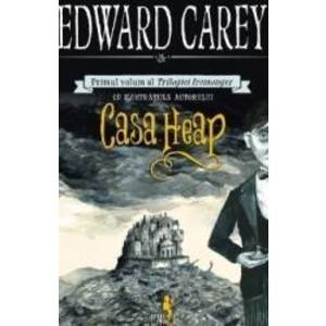Casa Heap - Edward Carey imagine