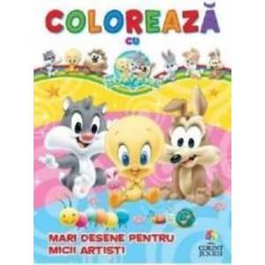 Coloreaza cu Baby Looney Tunes Mari desene pentru micii artisti imagine