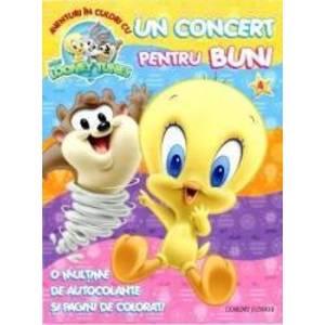 Aventuri in culori cu Baby Looney Tunes 4 - Un concert pentru buni imagine