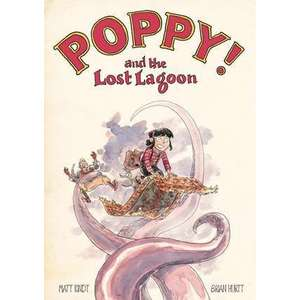 Poppy And The Lost Lagoon imagine