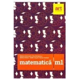 Matematica M1 pentru Bacalaureat 2017 - Marian Andronache Dinu Serbanescu imagine