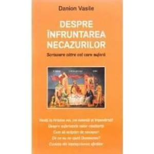 Despre infruntarea necazurilor - Danion Vasile imagine