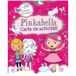 Pinkabella. Carte de activitati imagine