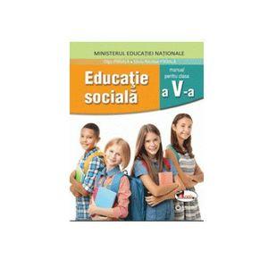 Educatie sociala, manual clasa a V-a | Olga Piriiala, Silviu Nicolae Piriiala imagine