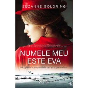 Numele meu este Eva   Suzanne Goldring imagine