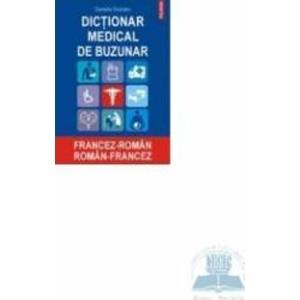 Dictionar medical roman-francez imagine