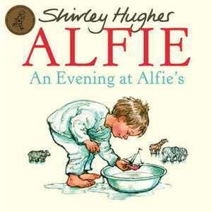 Alfie and Mum imagine