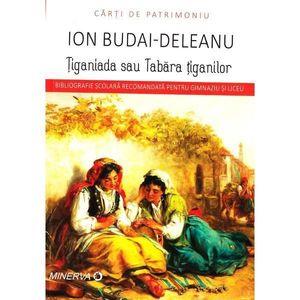 Tiganiada sau tabara tiganilor | Ion Budai-Deleanu imagine