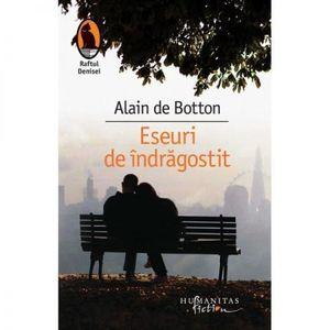 Eseuri de indragostit   Alain De Botton imagine