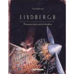 Lindbergh. Povestea unui soricel zburator - Torben Kuhlmann imagine