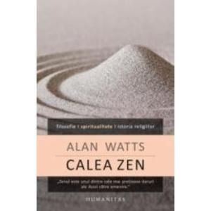 Calea Zen - Alan Watts imagine