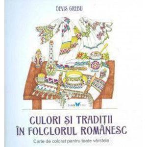 Culori si traditii in folclorul romanesc imagine