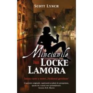 Minciunile lui Locke Lamora imagine