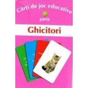 Ghicitori - Carti de joc educative imagine
