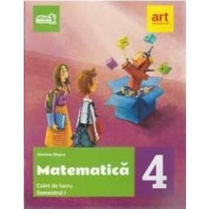 Caiet de lucru - Matematica | Mariana Mogos imagine