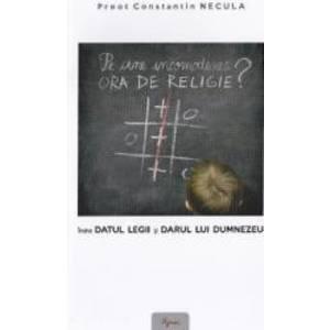 Pe cine incomodeaza ora de religie - Constantin Necula imagine