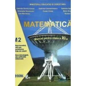 Matematica cls 11 M2 - Gabriela Streinu-Cercel imagine