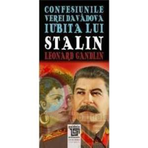 Confesiunile Verei Davadova iubita lui Stalin - Leonard Gandlin imagine