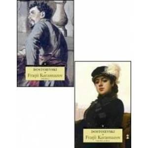 Fratii Karamazov Vol. 1+2 - Dostoievski imagine
