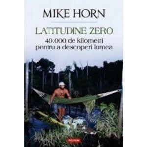 Mike Horn imagine