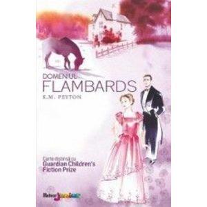Domeniul Flambards - K.M. Peyton imagine