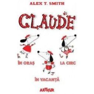 Claude Vol.1+2+3 - Alex T. Smith imagine