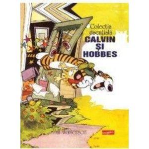 Colectia esentiala Calvin si Hobbes - Bill Watterson imagine