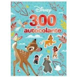 Disney. 300 de autocolante imagine