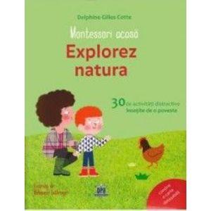 Educația Montessori acasă imagine
