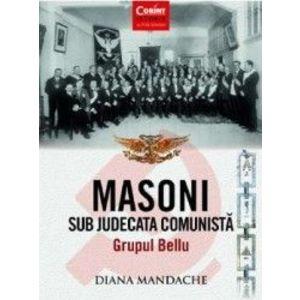 Masoni sub judecata comunista   Diana Mandache imagine