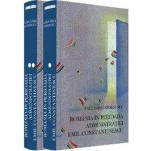 România în perioada administrației Emil Constantinescu imagine