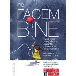 Romania, te iubesc! - Paul Angelescu, Alex Dima, Paula Herlo, Rares Nastase, Cosmin Savu imagine