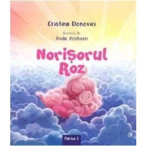 Norisorul roz - Cristina Donovici imagine
