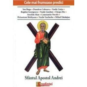 Sfantul Apostol Andrei. Cele mai frumoase predici - Ion Buga imagine