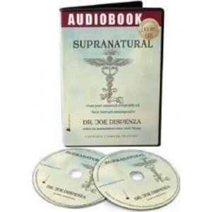 Audiobook. Supranatural - Joe Dispenza imagine