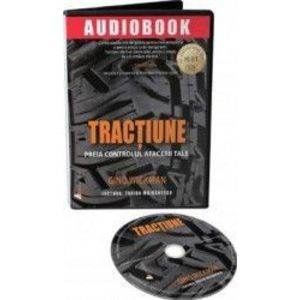 Audiobook. Tractiune - Gino Wickman imagine