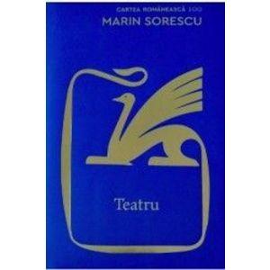 Teatru - Marin Sorescu imagine