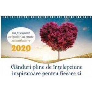 Calendar intelepciune imagine