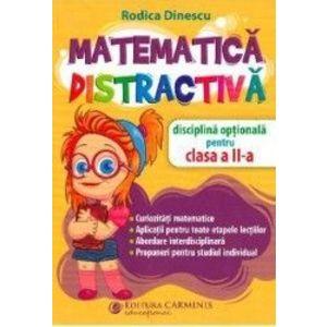 Matematica distractiva, clasa I imagine