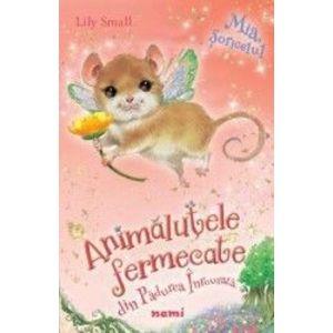 Mia, soricelul (Seria Animalutele fermecate din Padurea Inrourata) - Lily Small imagine