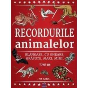 Recordurile animalelor - Paul Beaupere imagine