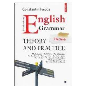 English Grammar. Theory and practice imagine
