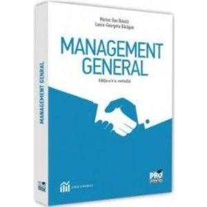 Management general/Marius Dan Dalota imagine