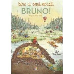 Bine ai venit acasa, Bruno! - Magnus Weightman imagine