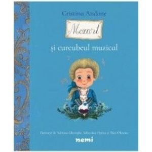 Mozart si curcubeul muzical - Cristina Andone imagine