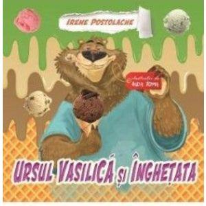 Ursul Vasilica si inghetata imagine