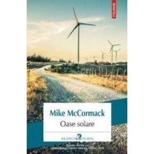 Mike McCormack imagine