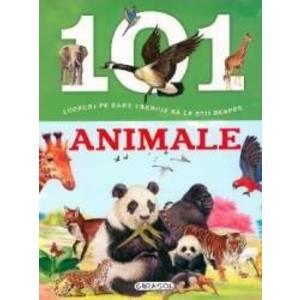 101 lucruri pe care trebuie sa le stii despre Animale   imagine
