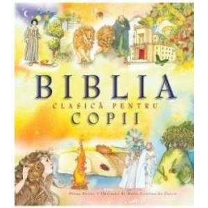 Biblia clasică pentru copii imagine