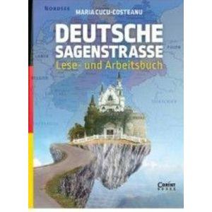 Deutsche Sagenstrasse: Lese-und Arbeitsbuch imagine